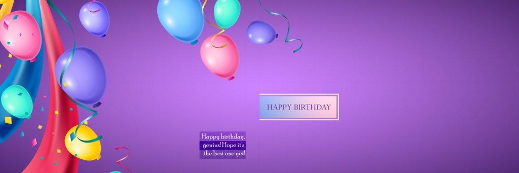 Birthday Album Design 12X36