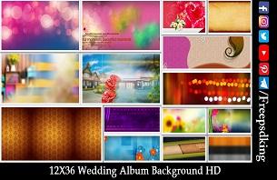 Wedding Album Background HD