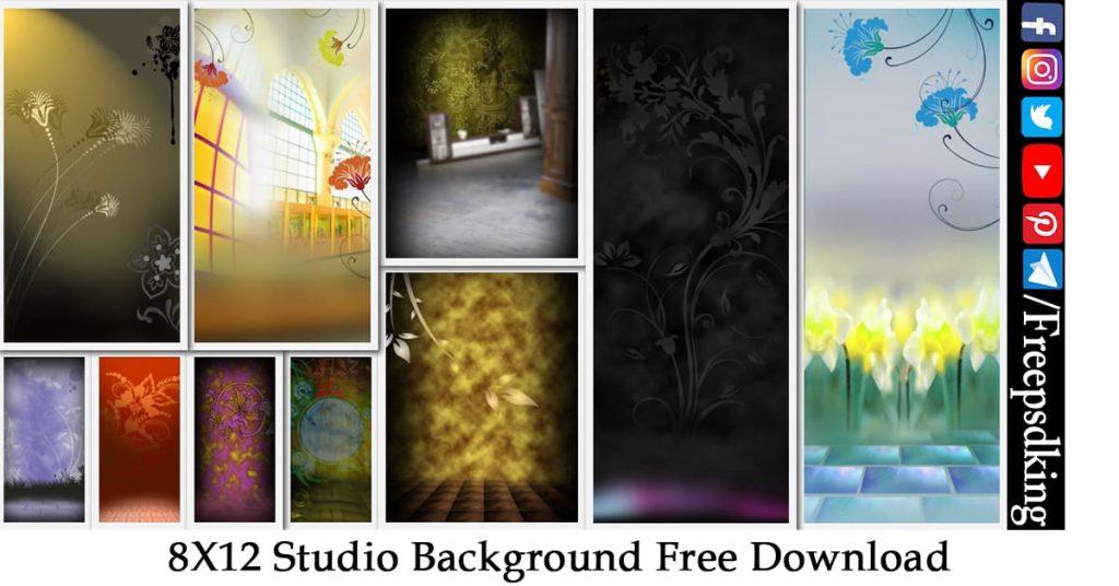 8X12 Studio Background