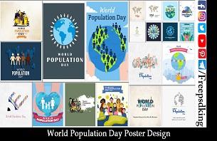 World Population Day Poster