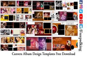 Canvera Album Design Templates