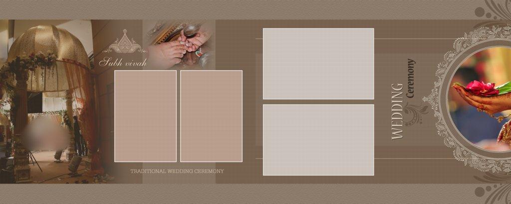 12X30 Album Design PSD Free Download