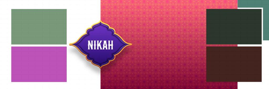 Muslim Wedding Album Design Free Download