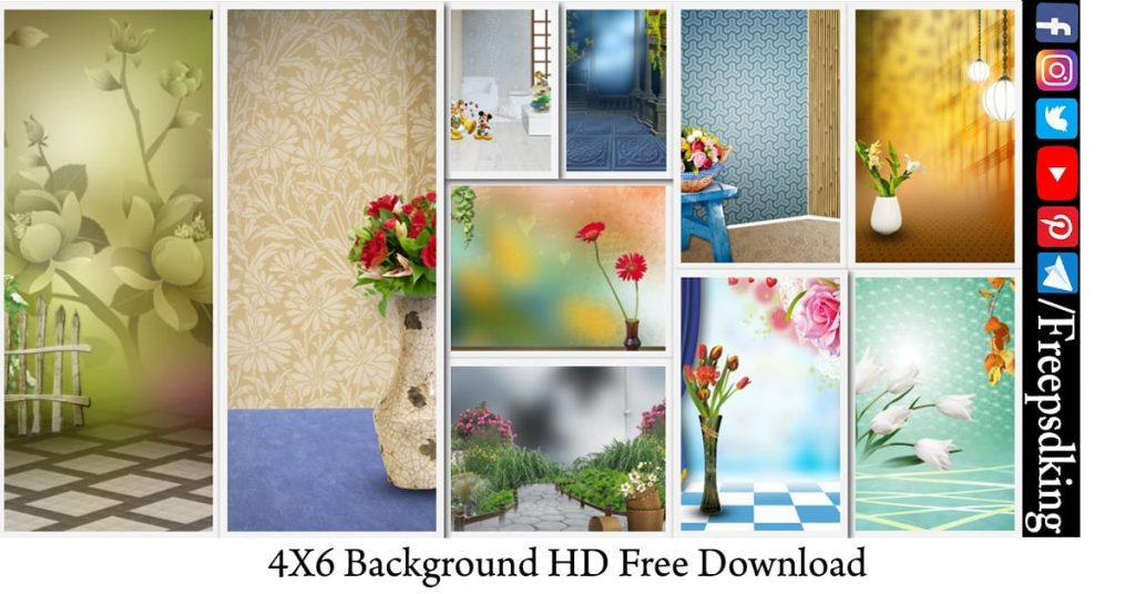 4X6 Background HD