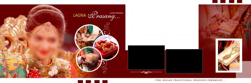 Wedding Album Design PSD Free Download 12X36 2020 HD