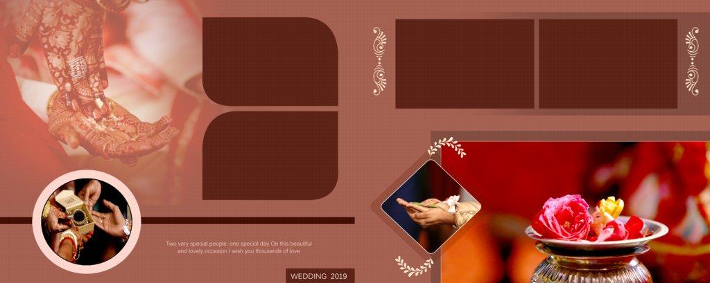 12X30 Album Design PSD