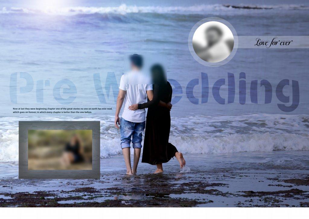 17X24 Album PSD Free Download