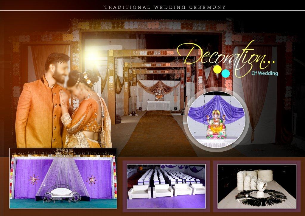 17X24 Wedding Album Design Free Download