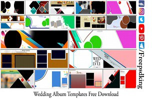 Wedding Album Templates Free Download